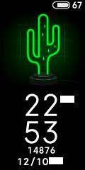 Miui Aod 4 By Alphatitan777 Xiaomi Mi Band 4 Amazfit Zepp Xiaomi Honor Huawei Watch Faces Catalog